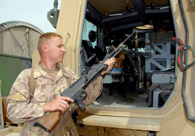 Weapons Technician – Land | Canadian Armed Forces