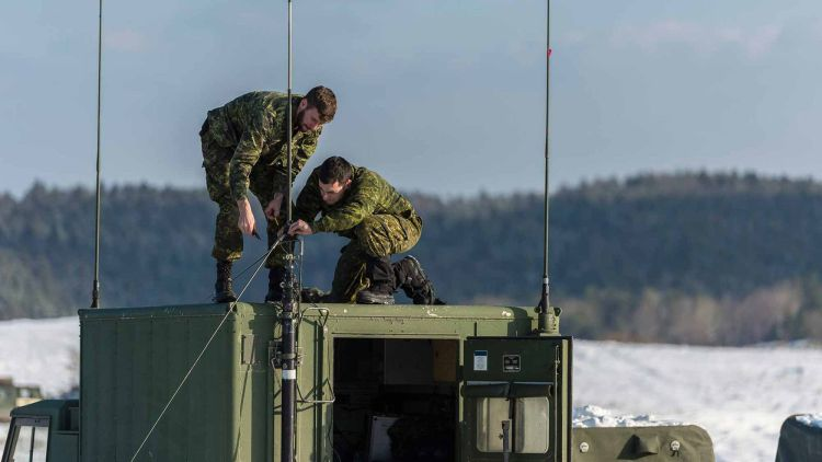 Army Communication and Information Systems Specialist