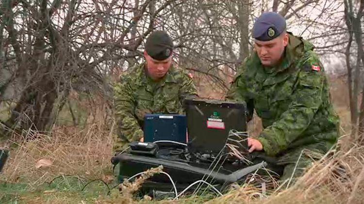 Communication Electronics Engineering Officer | Canadian