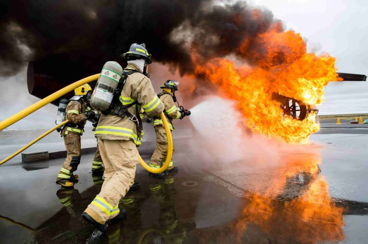 Firefighter | Canadian Armed Forces