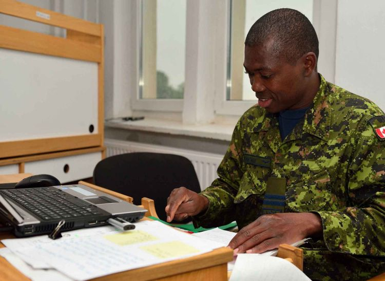Logistics Officer | Canadian Armed Forces