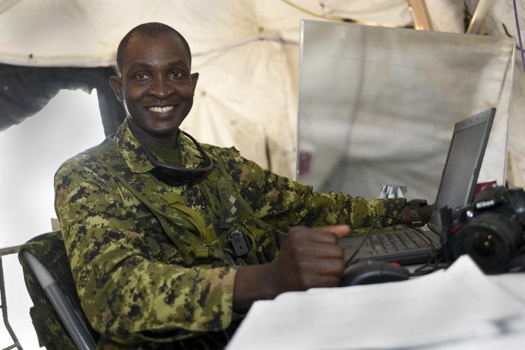 Public Affairs Officer | Canadian Armed Forces