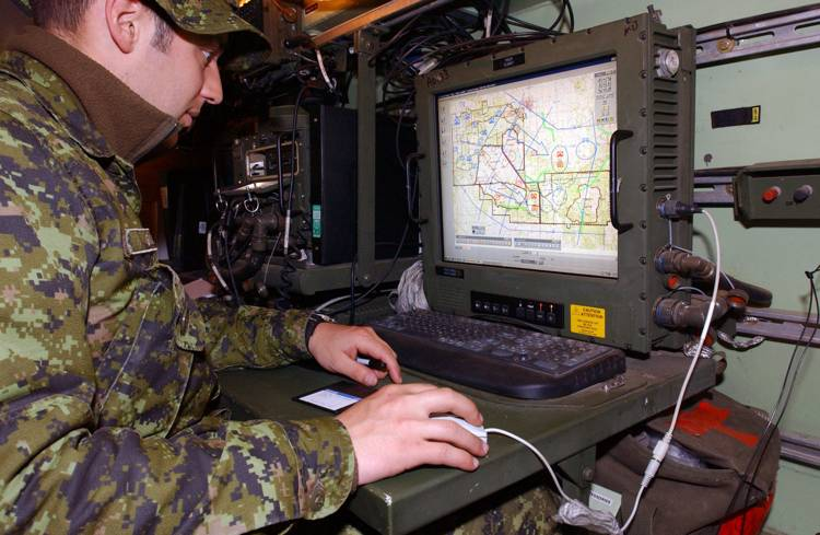 Signals Officer | Canadian Armed Forces