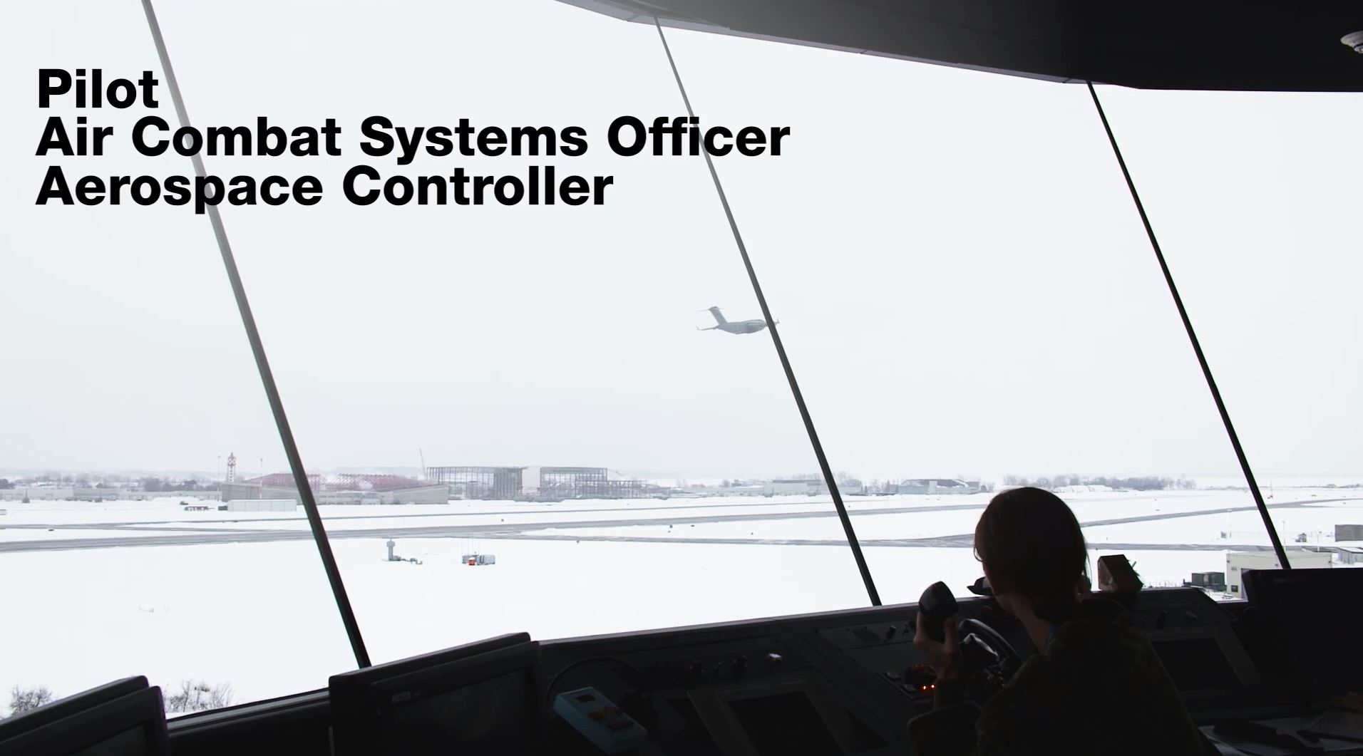 Aerospace Control Officer | Canadian Armed Forces